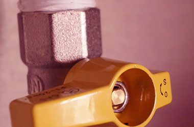 steel pipe with stopper