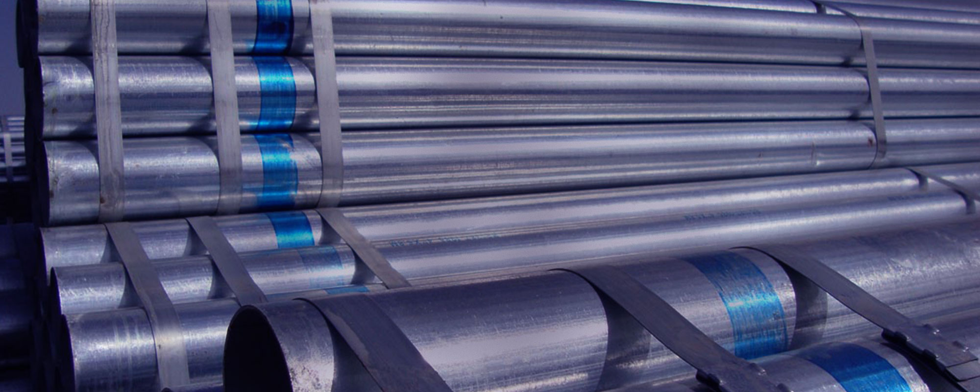 high quality galvanized steel pipes